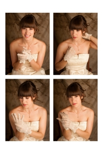 Bailey Amon, Bridal - 2012